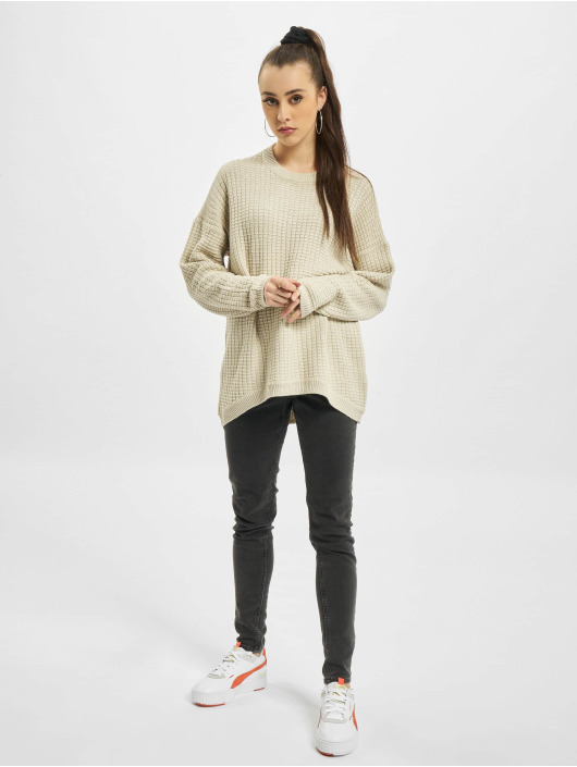 Only Maglia onlKarly Life Knt beige