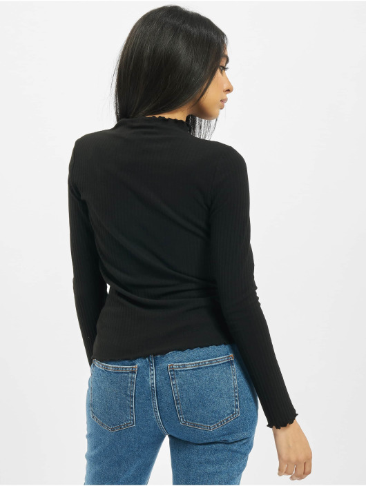 Only Maglia onlEmma High Neck nero