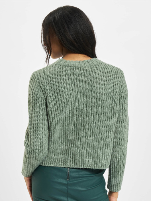 Only Maglia onlFiona Knit verde