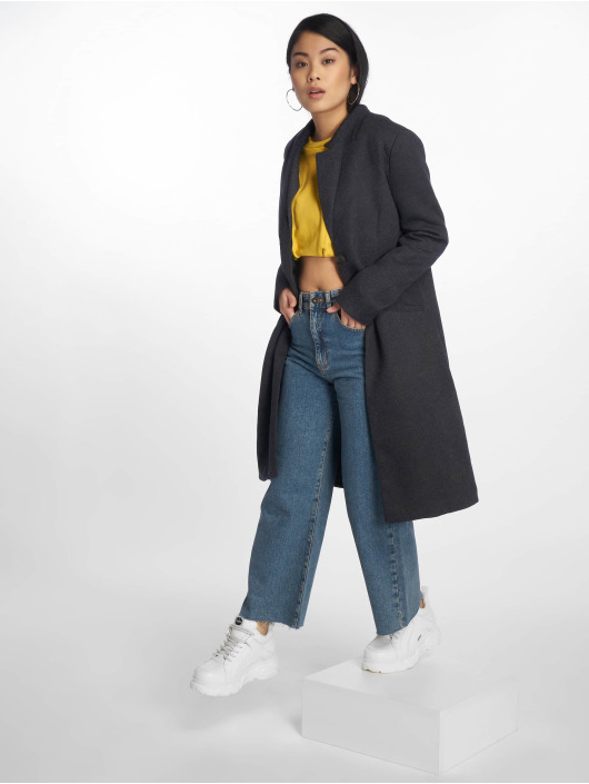 Only Manteau onlIsa bleu