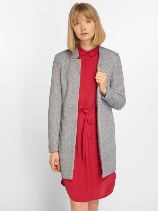 Only Manteau onlSoho NOOS gris
