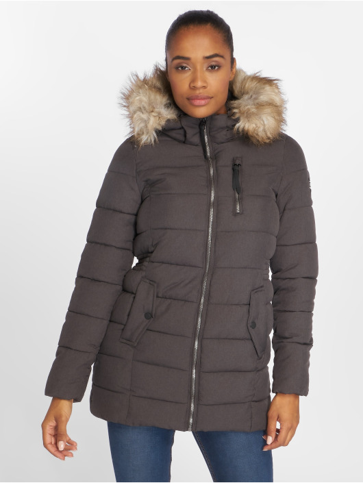 Only Manteau onlNorth gris