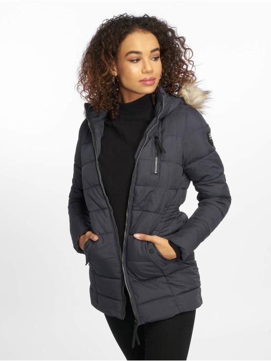 Only Manteau hiver onlNorth bleu