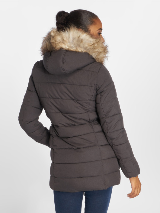 Only Manteau hiver onlNorth gris