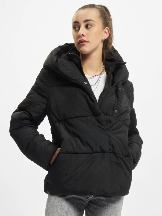 Only Manteau hiver Sydney Sara noir