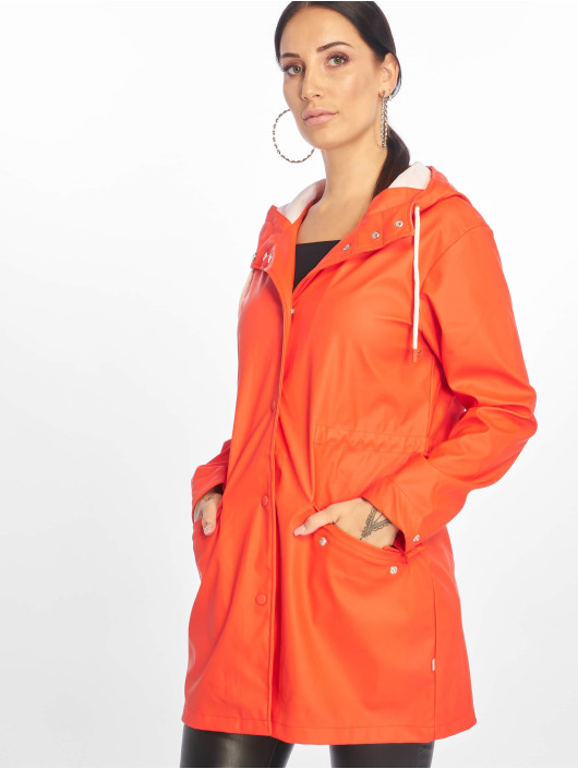 Only Manteau onlFine orange