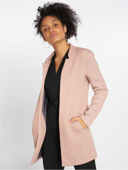 Only Manteau onlSoho NOOS rose