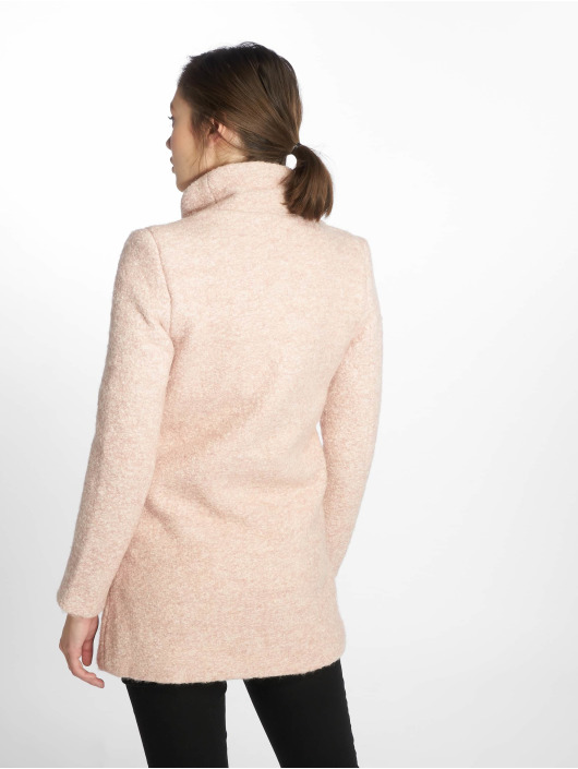 Only Manteau onlSophia Boulce Wool rose