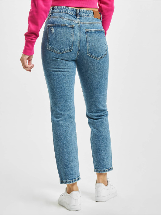 Only Mom Jeans onlEmily Life High Waist MAE259 blau