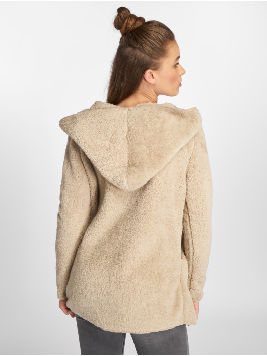 Only Neuleet onlNew Contact Sherpa beige
