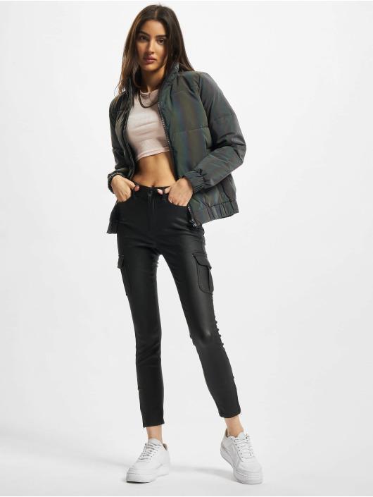 Only Pantalon cargo Anne NYA noir