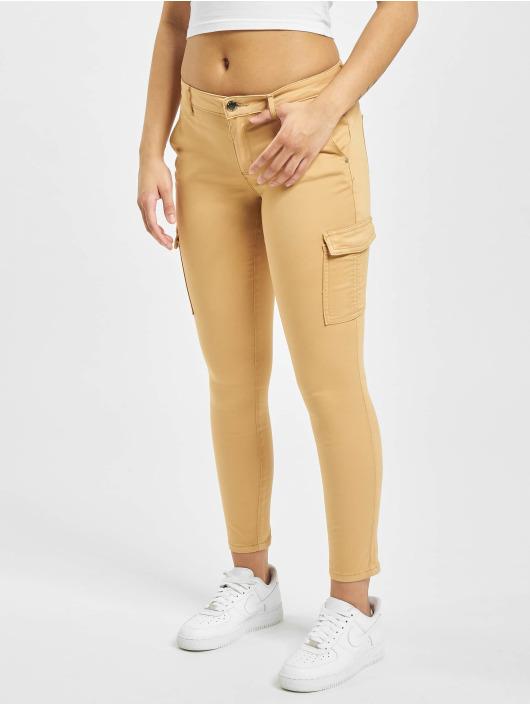 Only Pantalon chino onlNew Cole Mirinda Life beige