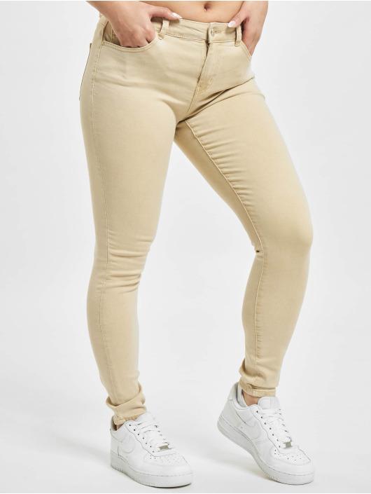 Only Pantalon chino onlMissouri Life Reg Ankle brun