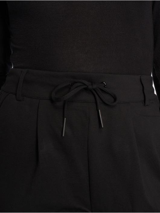 Only Pantalon chino onlPoptrash Velvet Tape noir