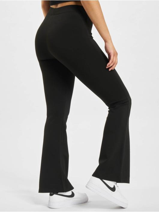 Only Pantalon chino onlPaige Flared noir