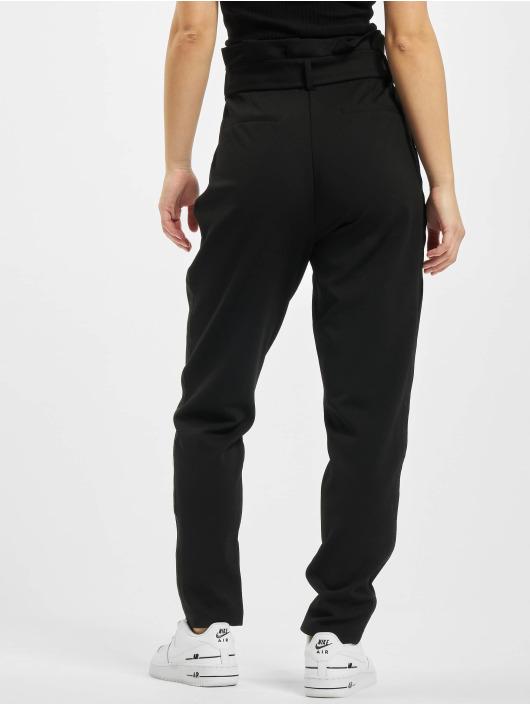 Only Pantalon chino onlPheobe Papberbag noir