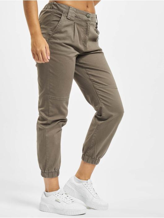 Only Pantalon chino onlEsta-Joline olive