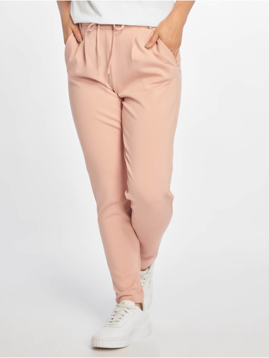 Only Pantalon chino onlPoptrash Easy Colour Noos rose