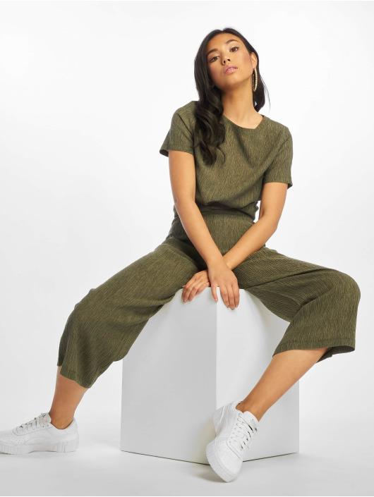 Only Pantalon chino onlNilla vert