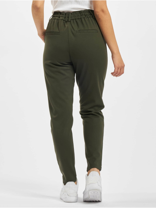 Only Pantalon chino onlPoptrash Easy Colour Noos vert