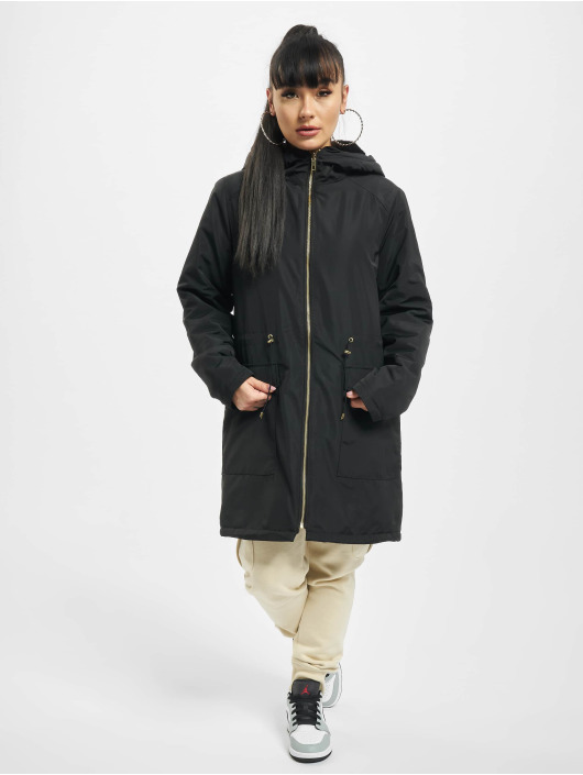 Only Parka onlDahlia Rev. black