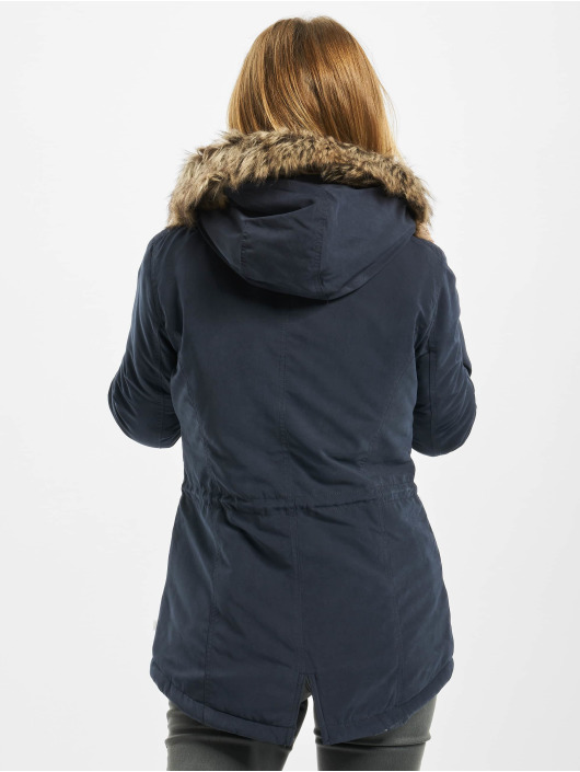 Only Parka onlNew Lucca blauw