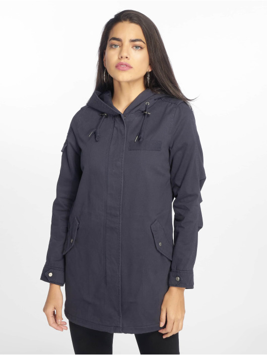 Only Parka onlMay Spring blue