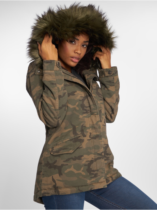 Only Parka onlJosephine camouflage