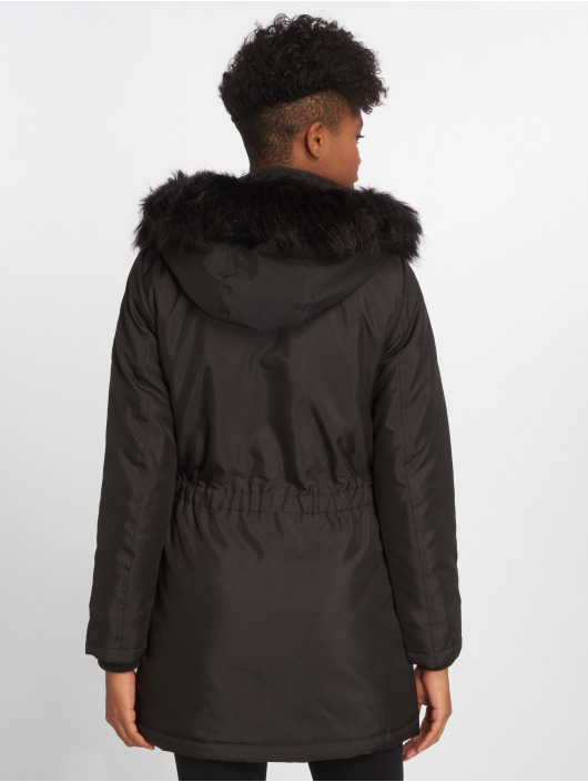 Only Parka onlIris AW nero