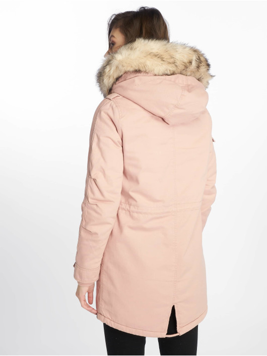 Only Parka onlMay rose