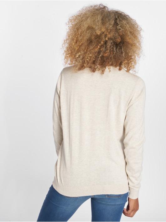 Only Pitkähihaiset paidat onlCathrine Knit beige