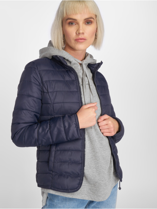 Only Puffer Jacket onlTahoe blau