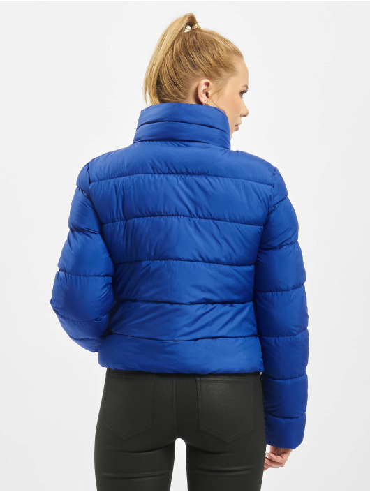 Only Puffer Jacket onlCammie blau