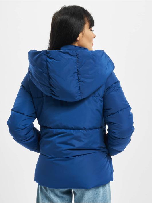 Only Puffer Jacket onlSara Short blue