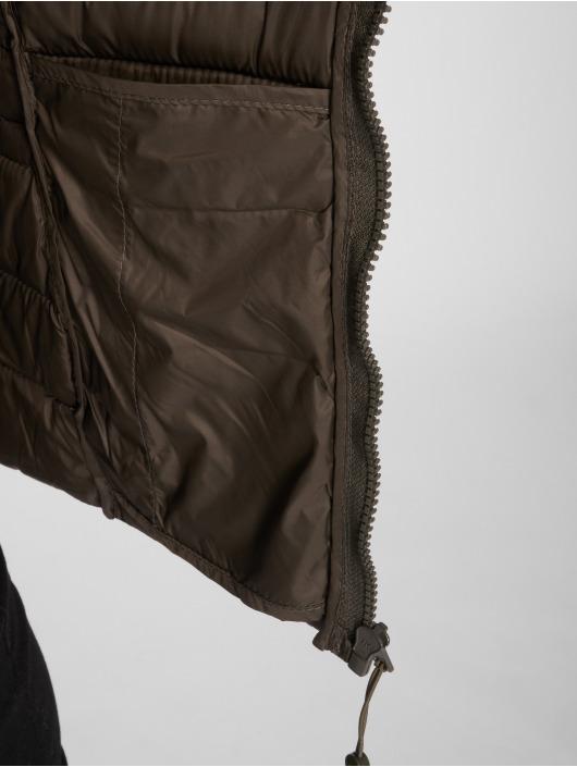 Only Puffer Jacket onlTahoe grün