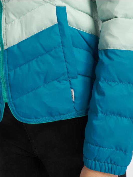 Only Puffer Jacket onlDemi Blocked grün