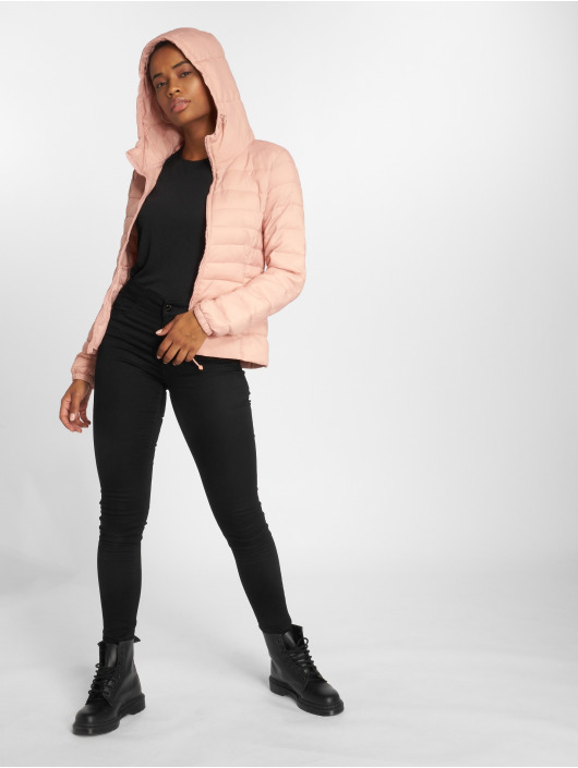 Only Puffer Jacket onlTahoe rose
