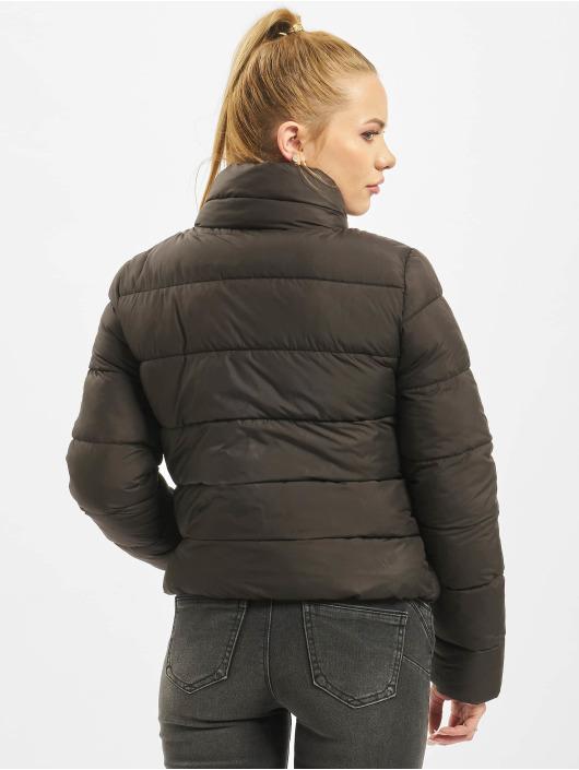 Only Puffer Jacket onlCammie schwarz