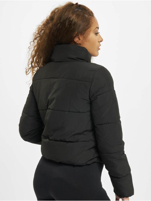 Only Puffer Jacket onlDolly Short Noos schwarz