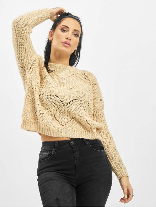 Only Pullover onlHavana Knit NOOS beige
