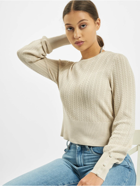 Only Pullover onlBlossom beige