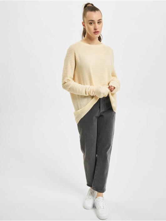 Only Pullover onlJune Oversize beige