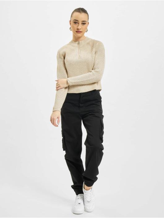 Only Pullover onlJuna Life beige