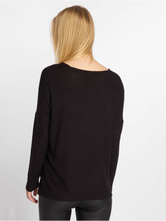 Only Pullover onlKleo Knit black