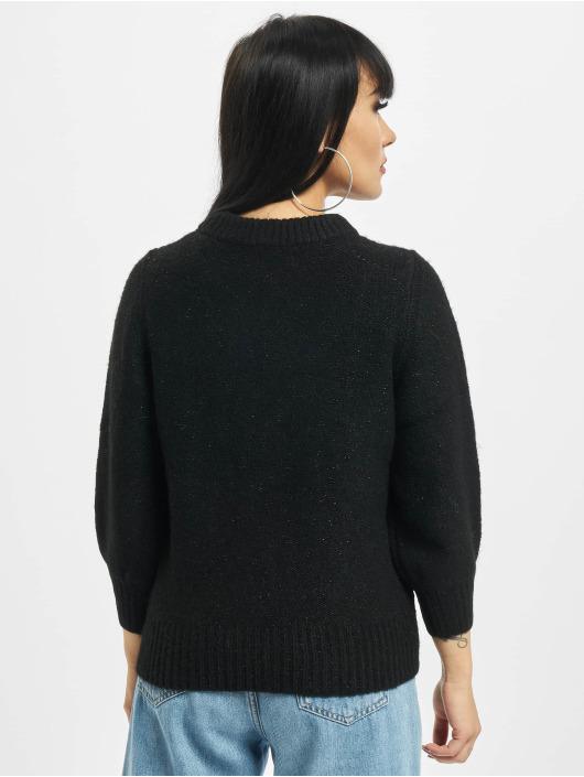 Only Pullover onlBelle 3/4 Glitter black