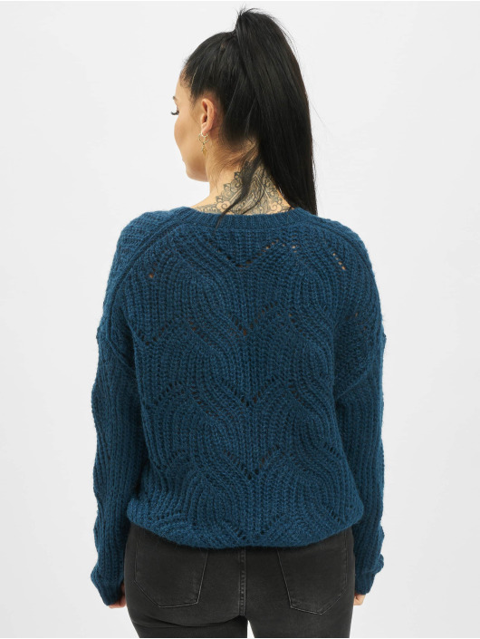 Only Pullover onlHavana Knit NOOS blau