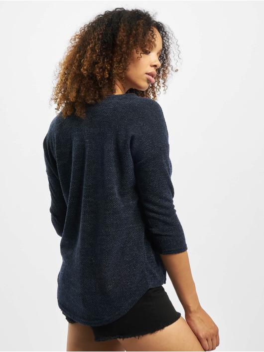 Only Pullover onlAlba NOS 3/4 blau