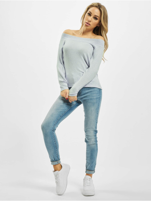 Only Pullover onlMaye blau