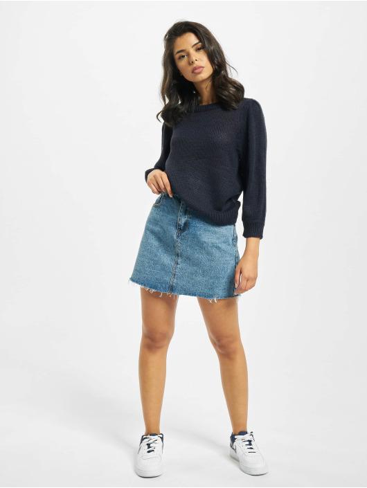Only Pullover onlNicoya 3/4 blau