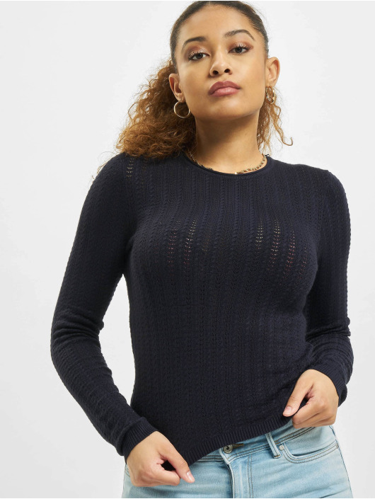 Only Pullover onlMelba Life Knit blau